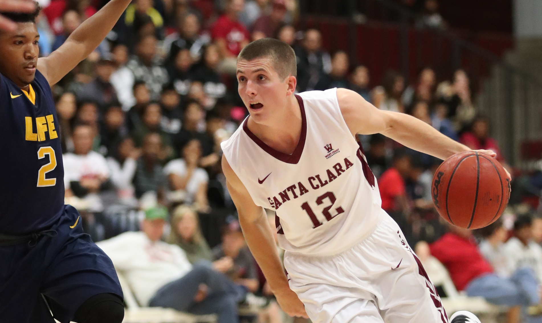 Men's Basketball Opens WCC Play Thursday at BYU