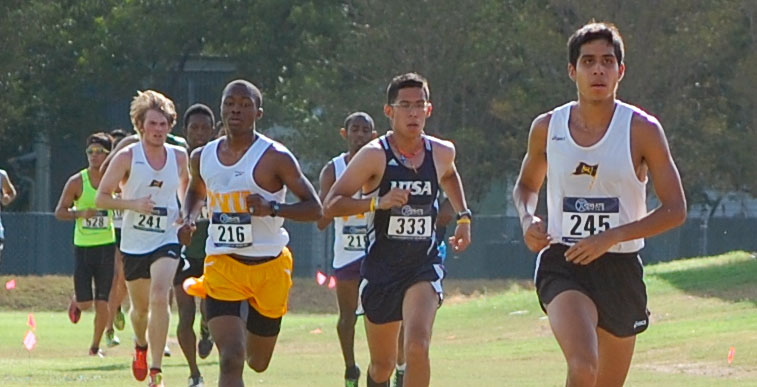 Men take fourth at Alamo City Classic