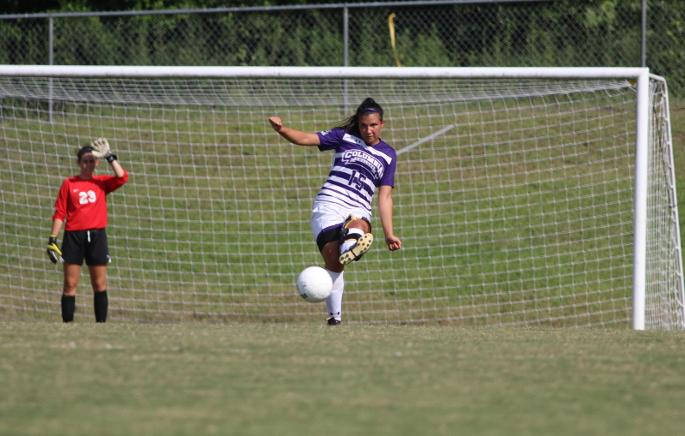 Koalas propelled by Hallam's hat-trick to 5-3 in AAC with 6-0 win over Rams