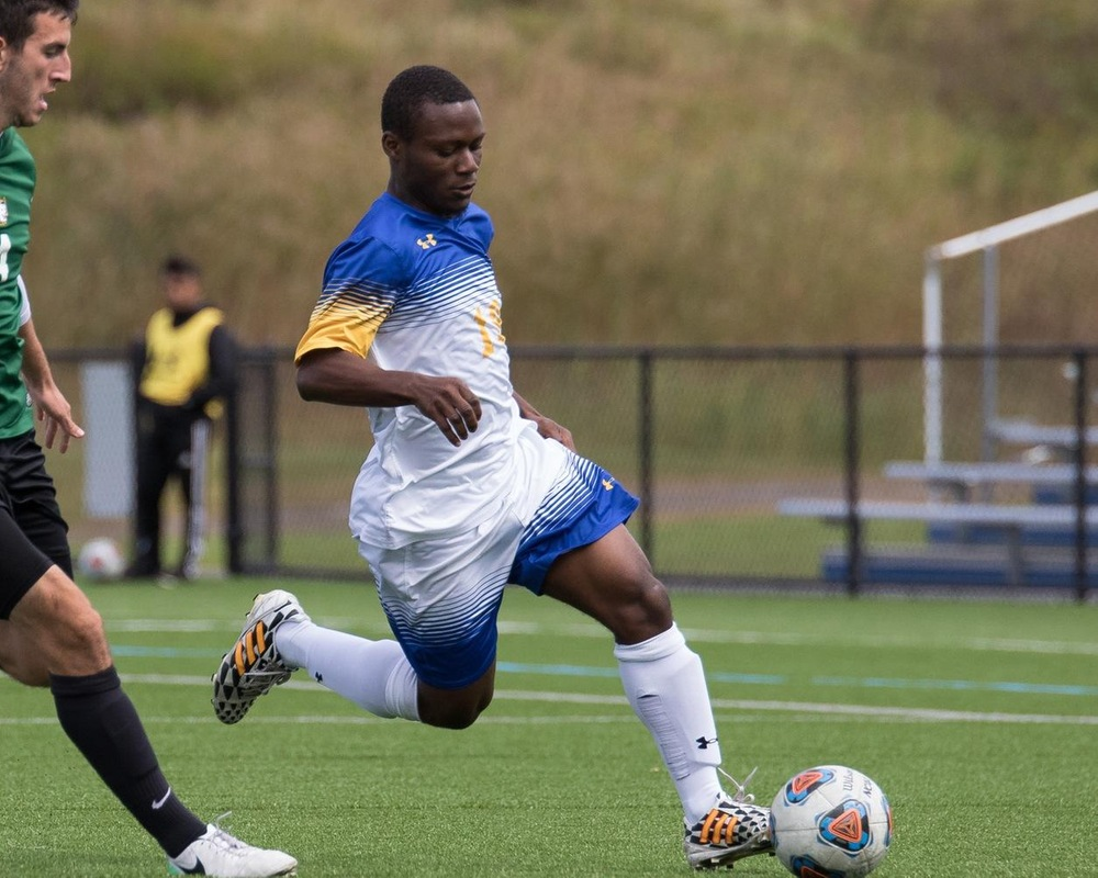 MSOC: Late Penalty Kick Hands SUNY Poly Their Second NEAC Loss of the Season.