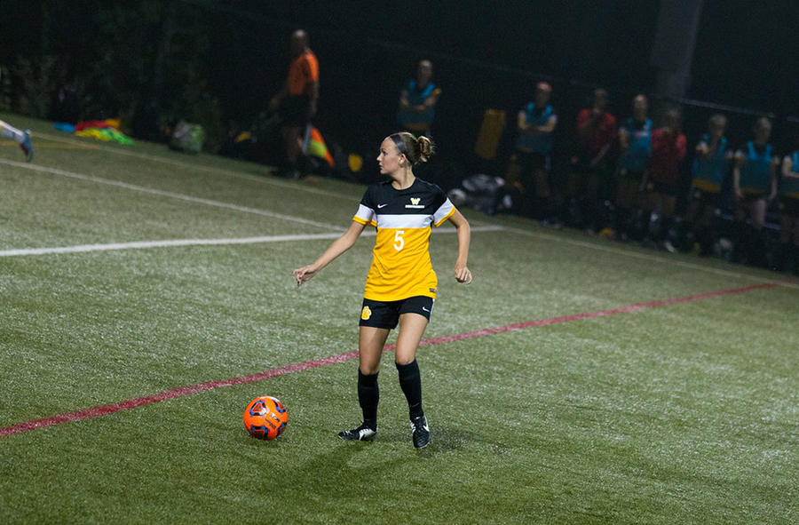 Women's Soccer Posts Second Straight Shutout