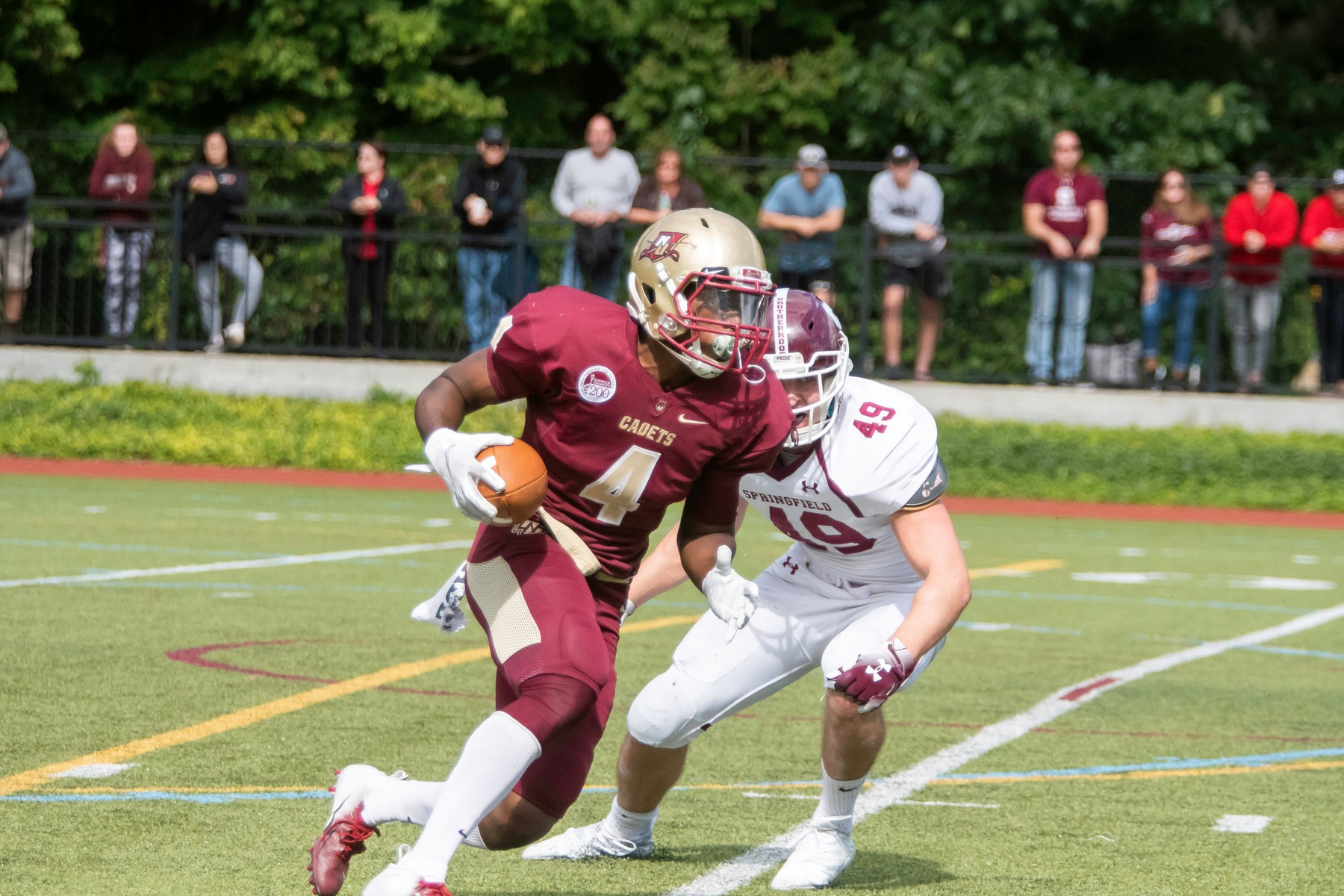 Football: Cadets fall in home finale to MIT, 20-0