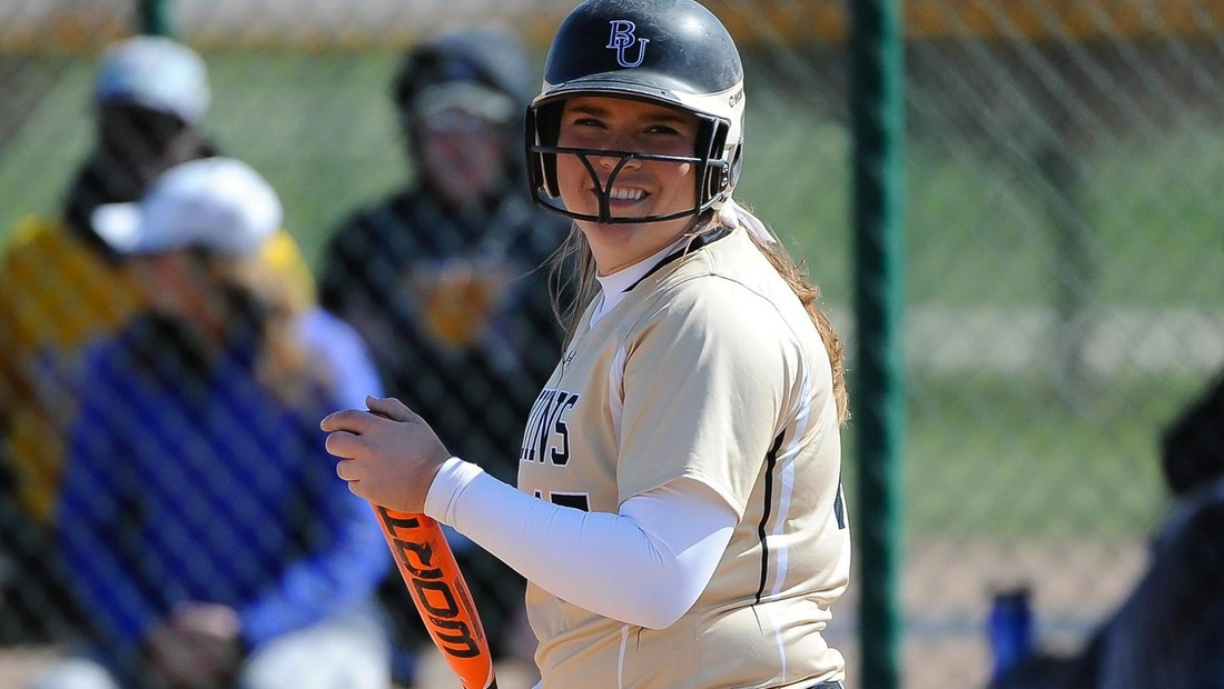 Sayde Woten went 3-for-7 on the day with a home run and three RBIs.