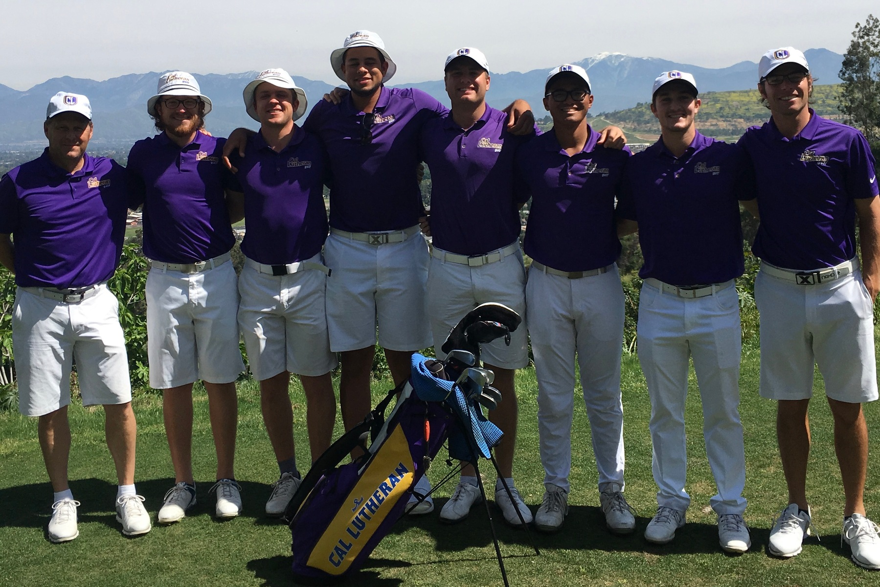 Kingsmen Fifth After SCIAC #2; Rosen Places Second at Event