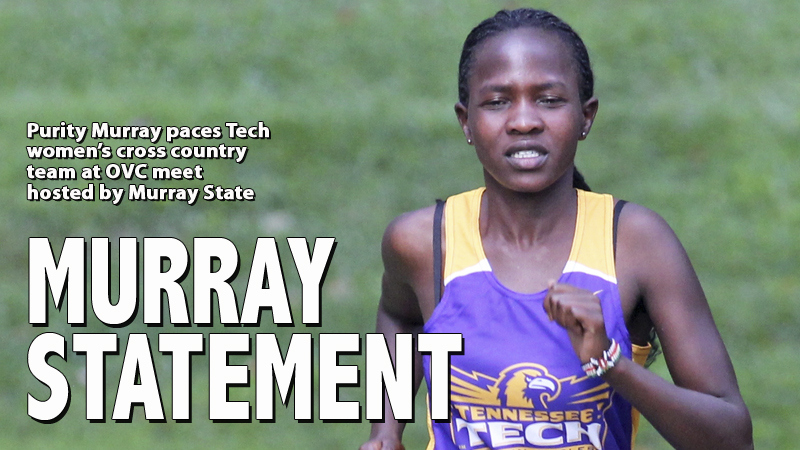 Murray paces Golden Eagle women, Tech places eight at OVC championships