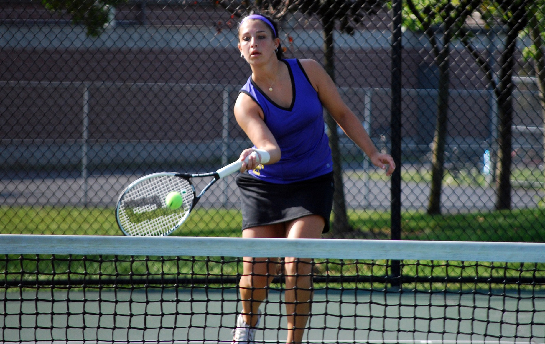 Women's Tennis Opens Season with a Tri-Match at Home