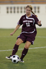 No. 12 Women's Soccer Edges No. 10 West Virginia, 2-1, in Two Overtime Victory