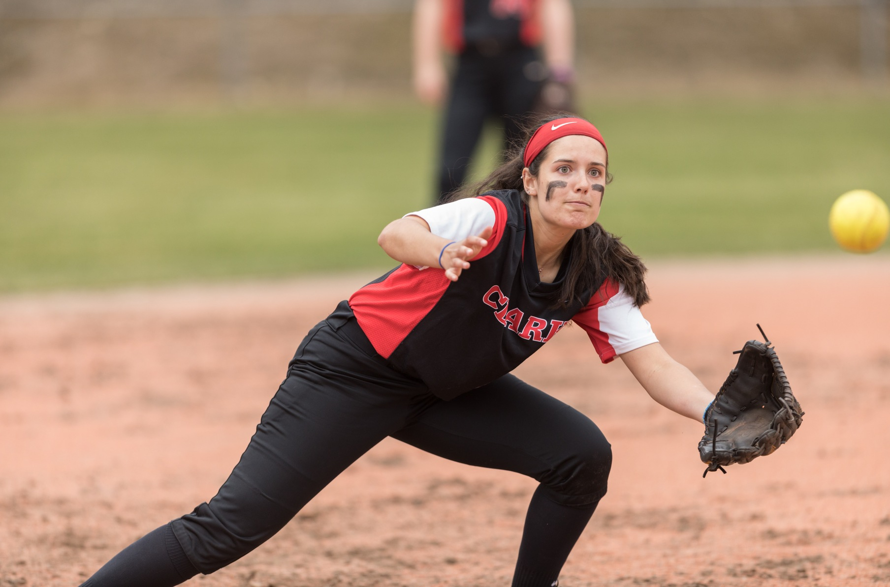 Softball Splits with Hawks, West Nearly Throws No-Hitter