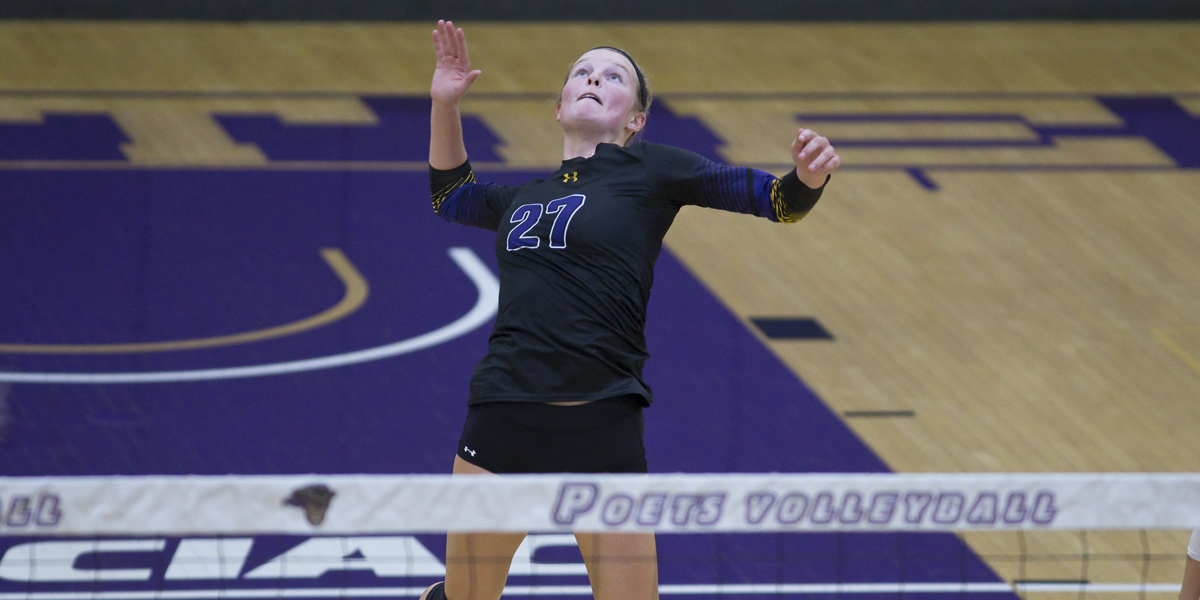 Poets fall in five to Hardin-Simmons