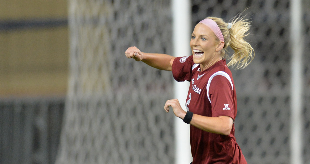 Julie Johnston Named Semi Finalist for M.A.C. Hermann Trophy; Fan Votes Count!