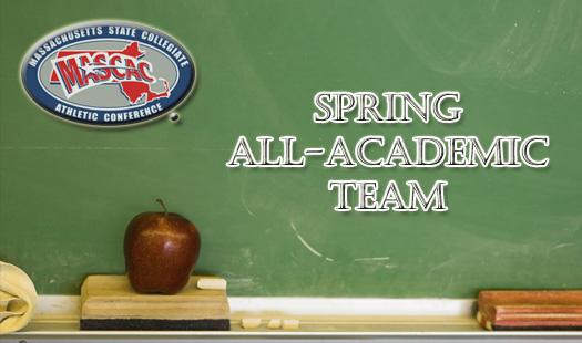 799 Student-Athletes Earn Spot on Spring 2017 MASCAC All-Academic Team
