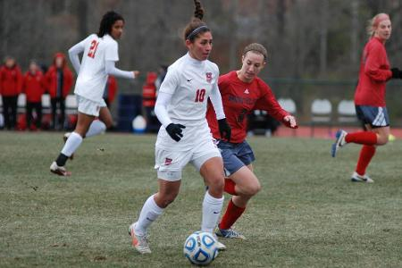 Bosco of Lynchburg Named DIII Honda Woman of the Year Nominee for Soccer