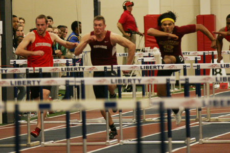 Eagles Finish 8th In Final Indoor Regional Rankings