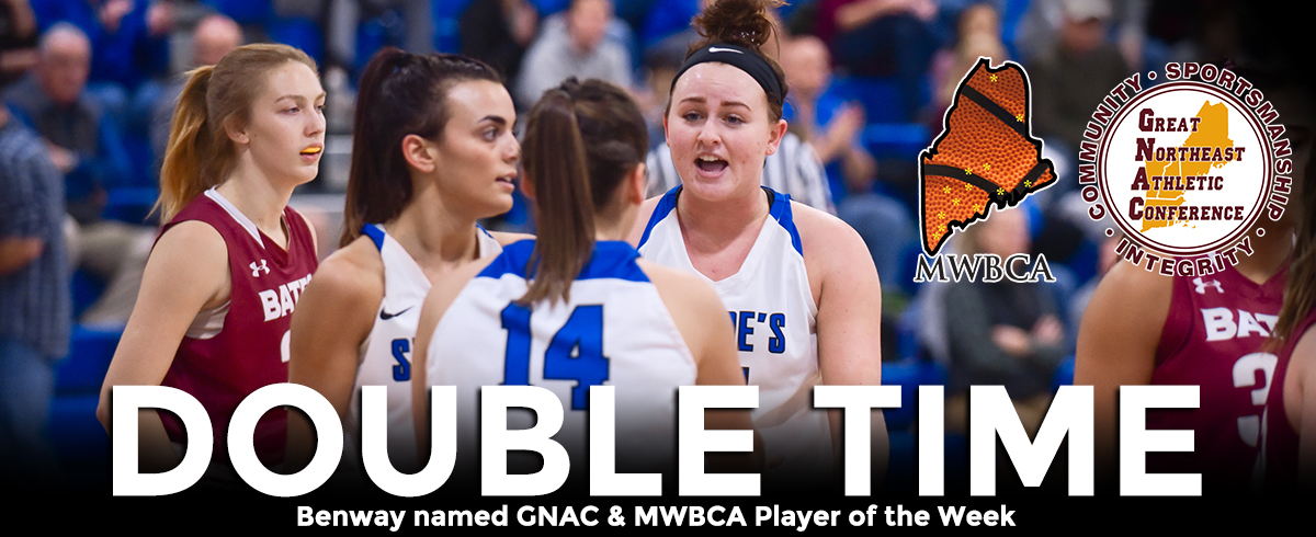 Benway Collects GNAC, MWBCA, & NEWBA Weekly Awards