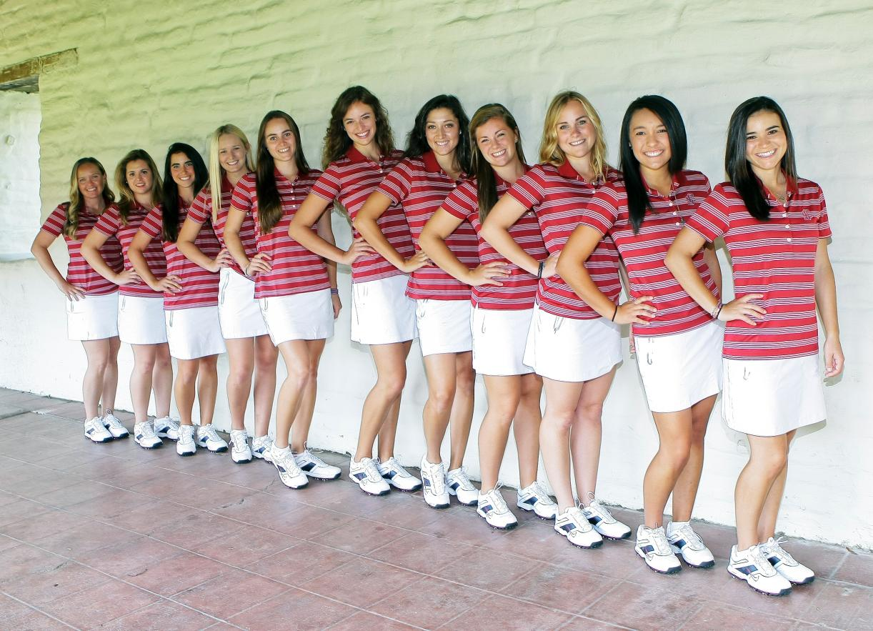 Region's Best Golf Teams Converge at Stanford's Golf Course This Weekend