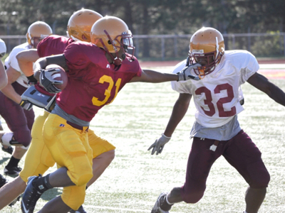 Second Football Spring Scrimmage On Saturday