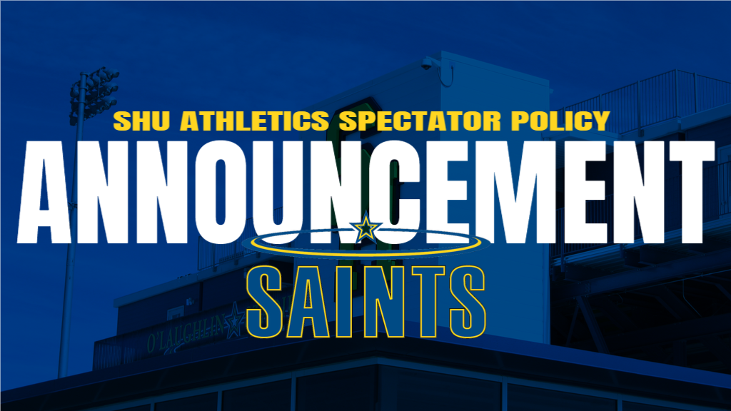 Siena Heights University Announces Spectator Policy for Baseball and Softball