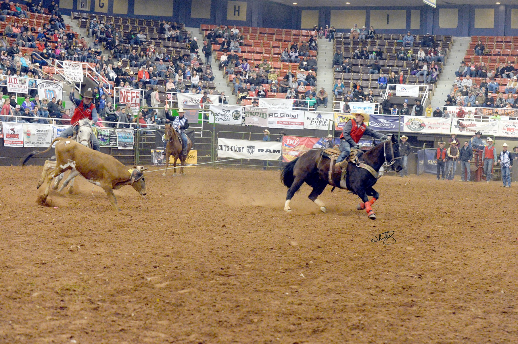 NMJC Qualifies Five for Short Go WTC Rodeo