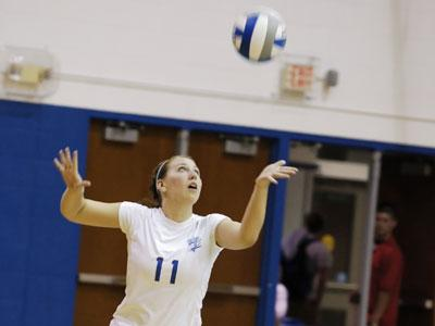 CCSU Drops Two Matches in First Day of Harvard Invitational