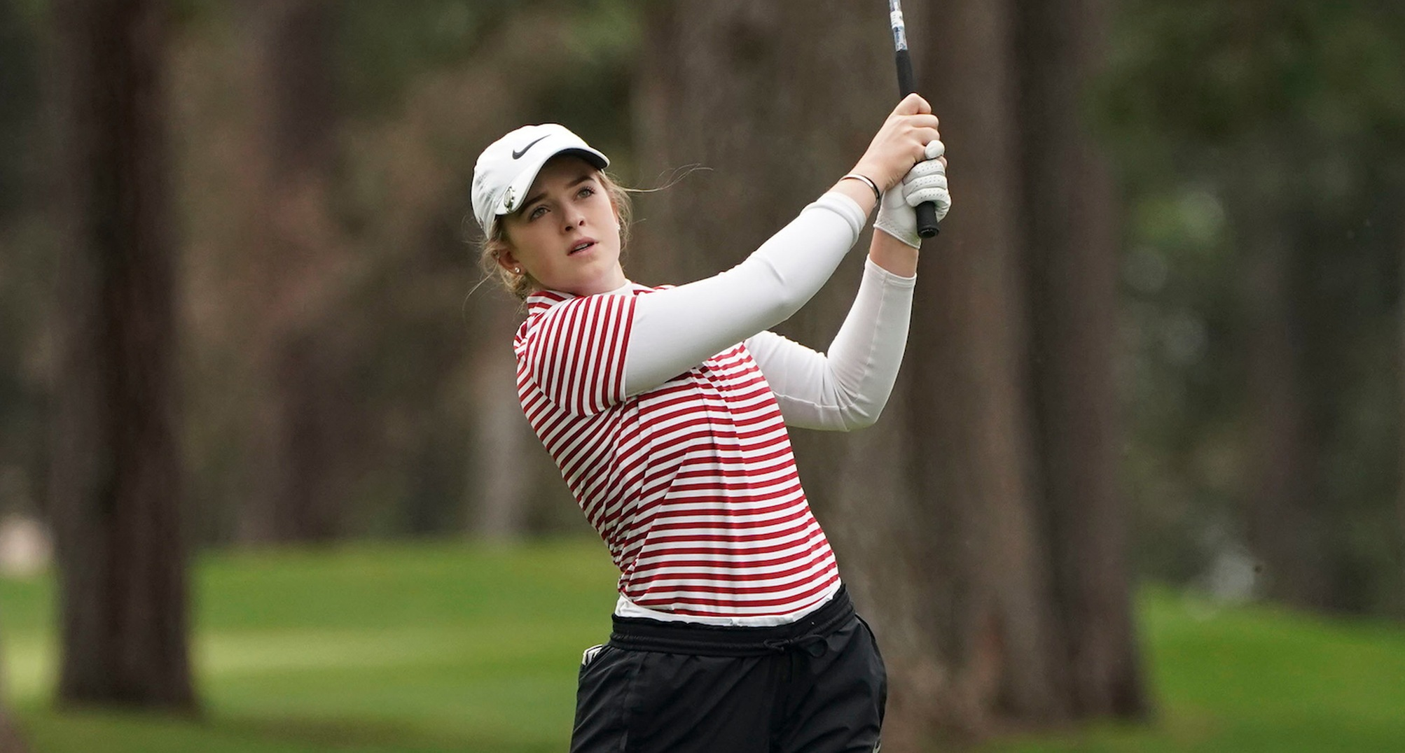Sarah Busey (photo courtesy West Coast Conference)