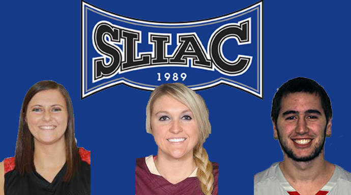 Trio of SLIAC Student-Athletes Named Jostens Trophy Finalists