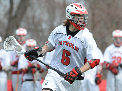 Impressive offensive showing leads CUA to 15-4 win at Neumann