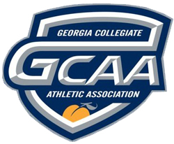 Georgia Collegiate Athletic Association logo