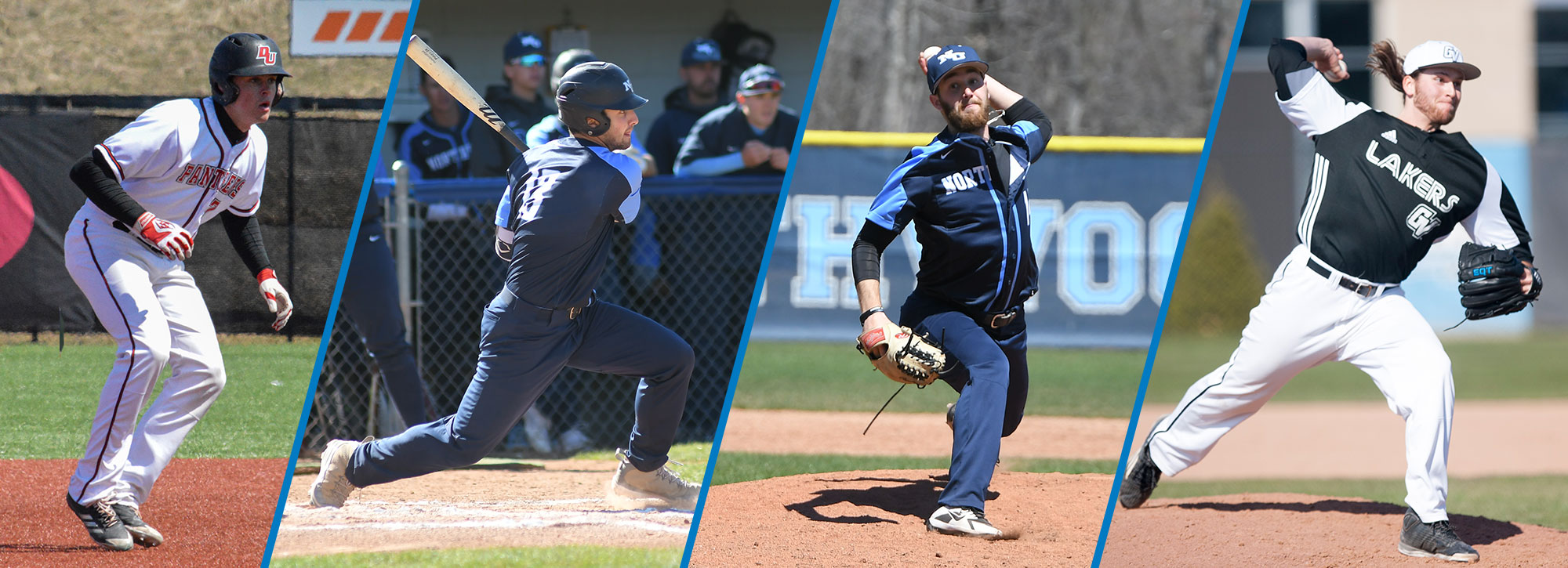 Ten Standouts Named NCBWA All-Region; Northwood's Jandron Pitcher of the Year