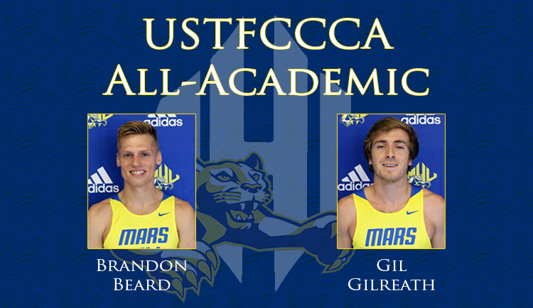 Beard, Gilreath earn All-Academic honors