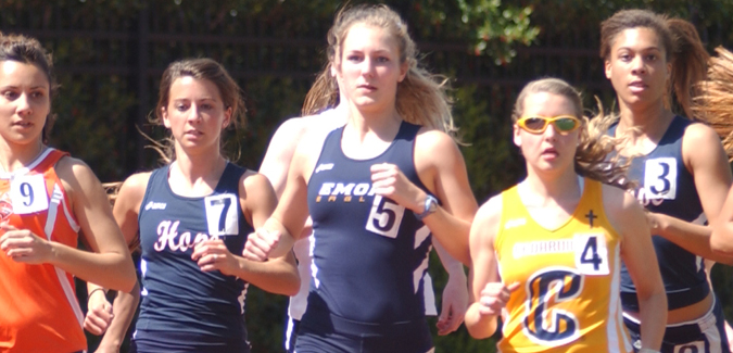 Women's Track and Field Wins Emory Invitational; Men Place Fourth