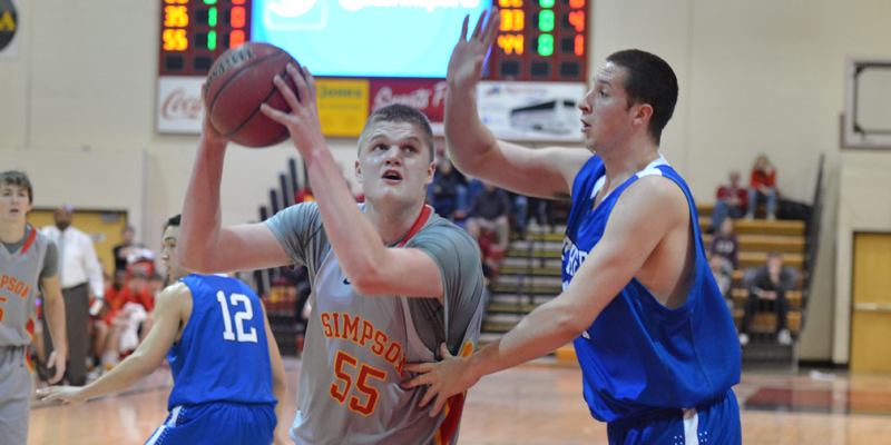 Men's basketball beats Luther in OT