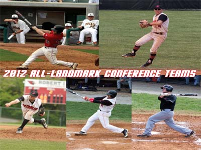 Five Cardinals earn First Team All-Landmark Conference honors