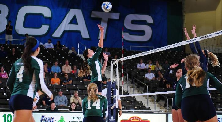 GC Volleyball Downed by USC Aiken 3-0