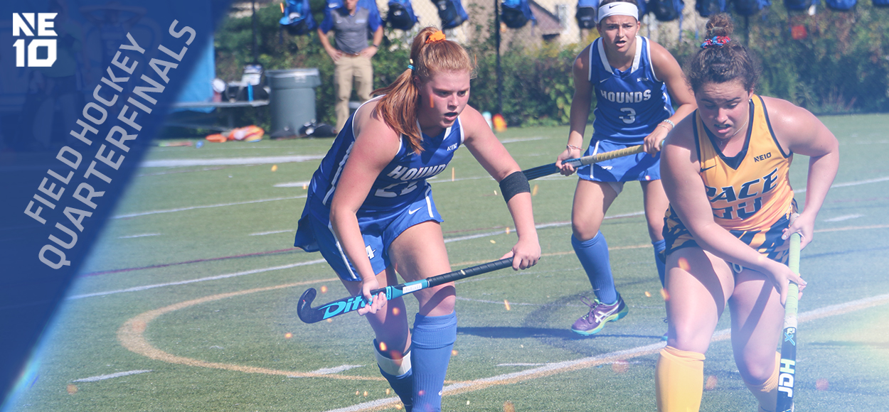 Embrace the Victory: Assumption Upsets Pace; Merrimack and Saint Anselm to Host Friday Semifinals