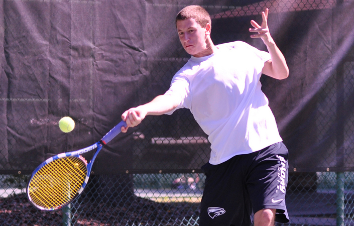 Eric Halpern Plays Way Into Quarterfinals of NCAA D-III Men's Singles Championships