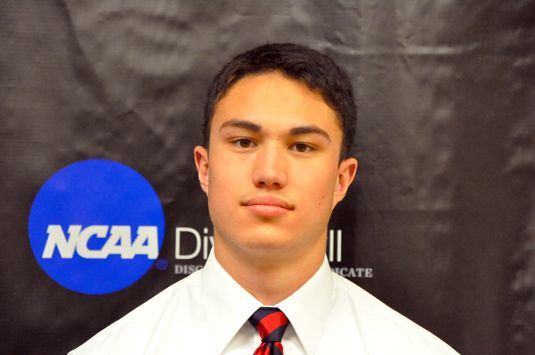 Ocampo named CC MLax Offensive Player of the Week