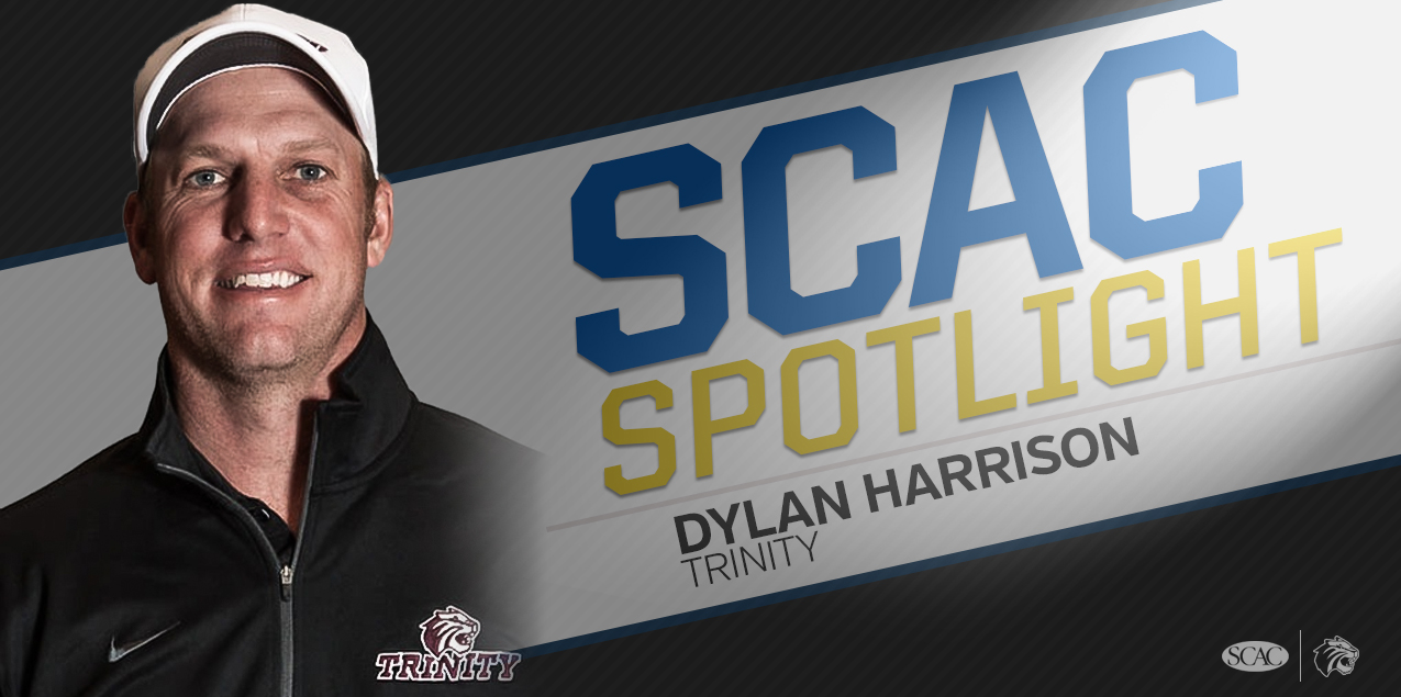 SCAC SPOTLIGHT: Dylan Harrison, Trinity University