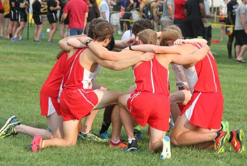 King runs away with a first at Lenoir-Rhyne Invite