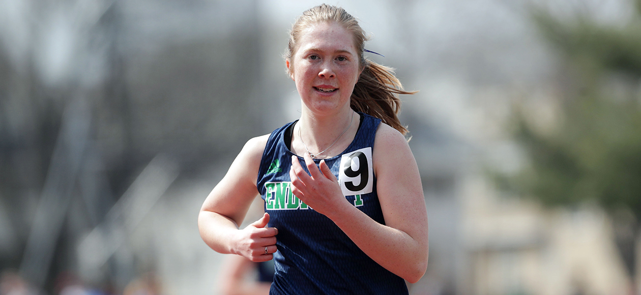 Abigail Keim Selected As Endicott's NCAA Woman Of The Year Nominee