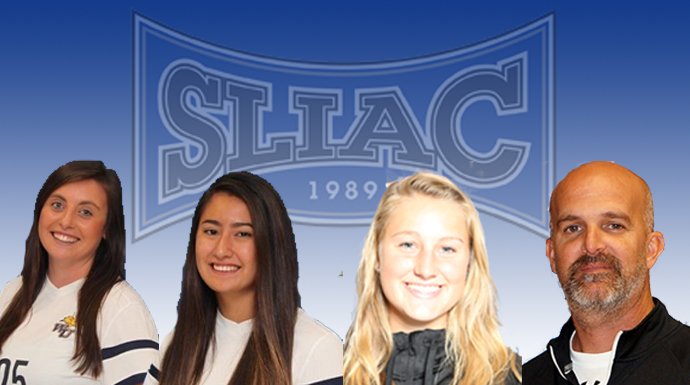 Webster's Ferguson and Bloma Take Top Honors on SLIAC All-Conference Team