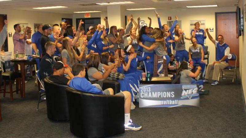 Softball Headed to LSU for NCAA Regionals