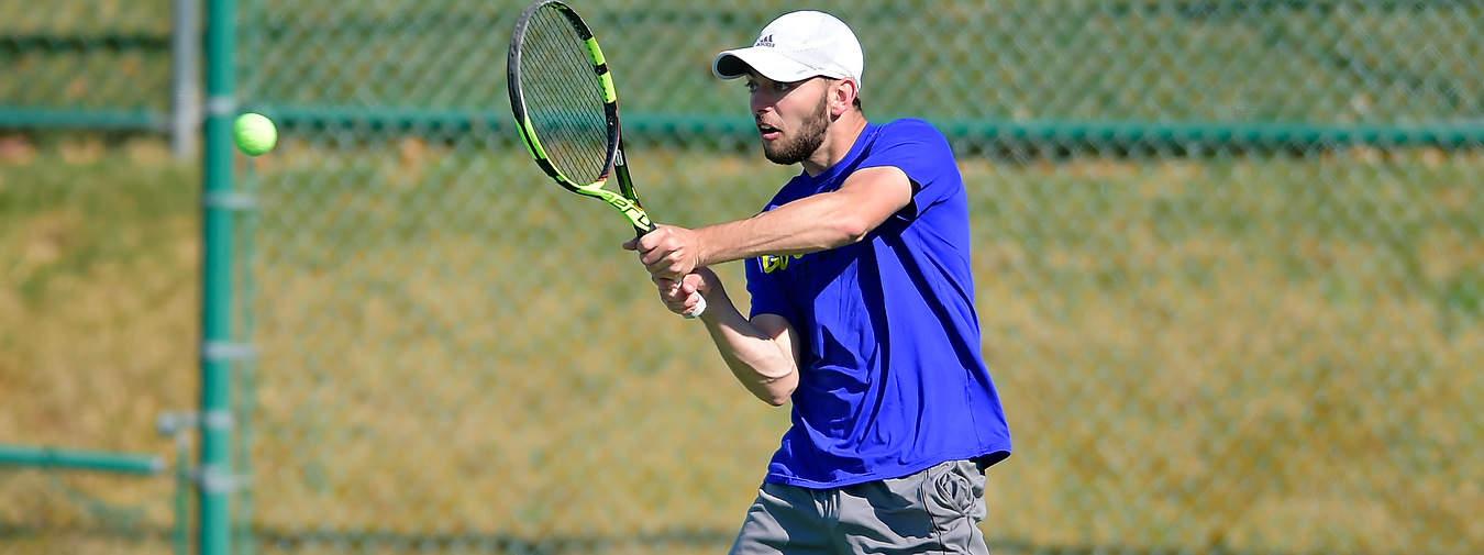 Home-Court Advantage Throughout The Postseason On The Line For Goucher Men's Tennis At Juniata On Saturday