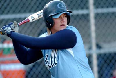 Walk Off Single by Eagles Fends Off Lasell Softball