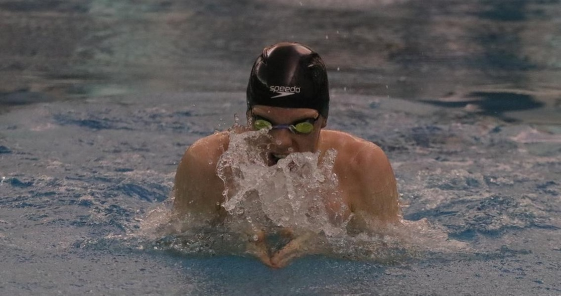 Alin Earns All-OAC Honors in 200-Yard Breaststroke on Final Day of OAC Championships