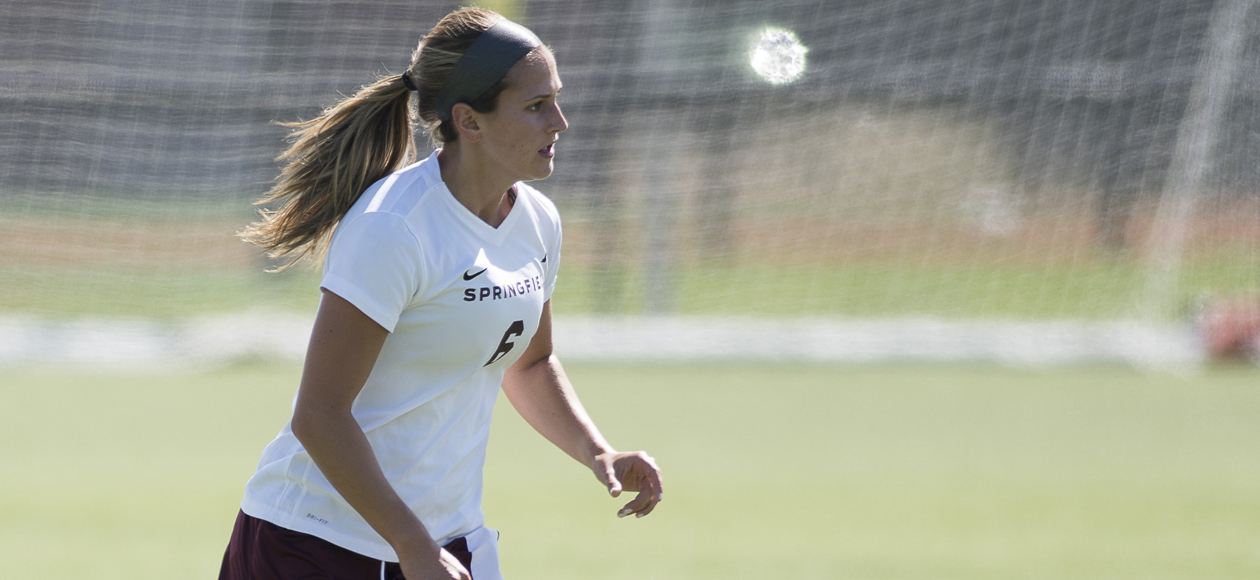 Women's Soccer Knocks Off No. 12 Amherst, 2-0