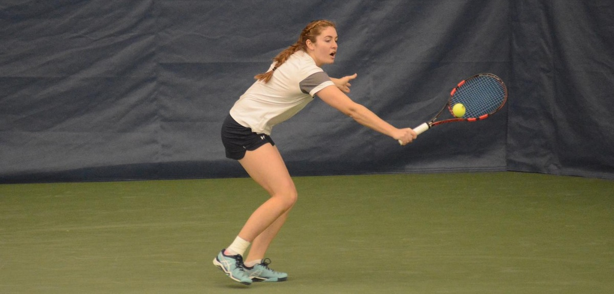 Yale Finishes Third Day of Play at ITA National Indoor Championship