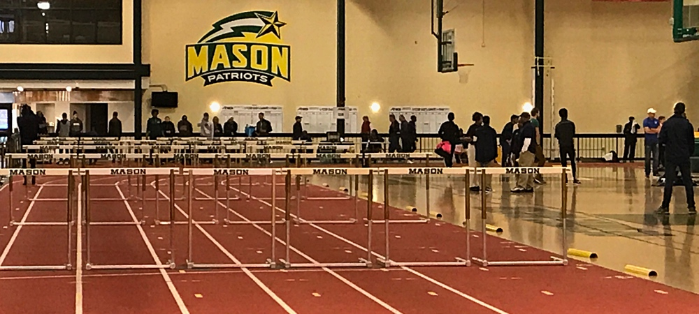 George Mason Indoor Track