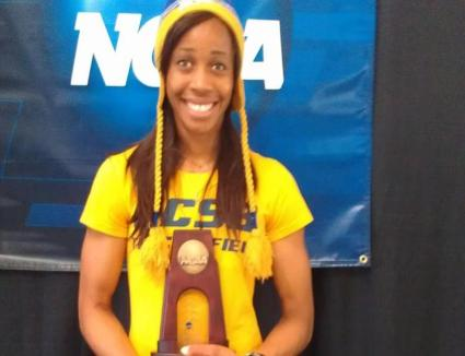 Nwaba Fourth at NCAA Indoor Championships, Earns First Team All-American Honors