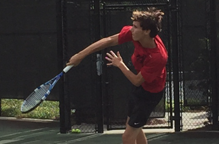 Men's Tennis: Panthers have strong showing at ITA regional championships at Emory