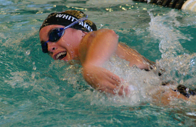 Women S Swimming Dropped By Central Connecticut 171 91 Bryant University Bulldogs